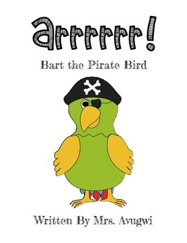 /ar/ Story - Bart the Pirate Bird