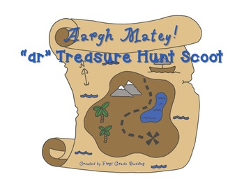 -ar Treasure Hunt Scoot