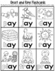 -ay Word Family Worksheets