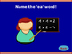 'ea' Vowel Digraph Jeopardy!