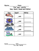 - eat word family worksheets