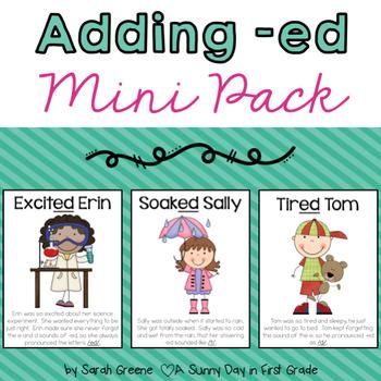 -ed Mini Pack {freebie!}