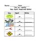 -er word family worksheets