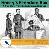 Henry's Freedom Box: Language & Literacy Speech Companion