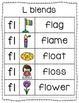 -fl Blend Anchor Chart & Practice {Click File, Print}
