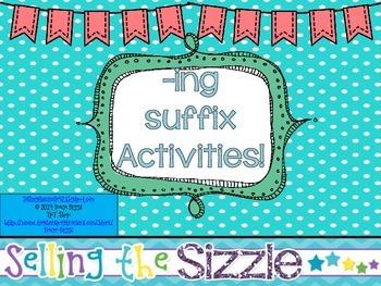 -ing Activities!
