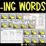 -ing Word Sort, Spotlight on Shining Words