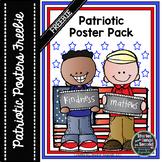 #kindnessnation Patriotic Poster Pack {FREEBIE}