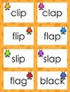 'l' Blends using Short a and Short i Game