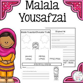 Malala Study for K-2