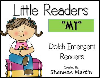"""""""my"""" Little Reader"""