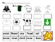 ow and ou  vowel combination pocket chart puzzle  for kind