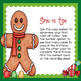 Gingerbread Fun : ELA and Math Stations for Kinders