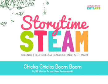 StorytimeSTEAM Challenge Inspired by the book Chicka Chick