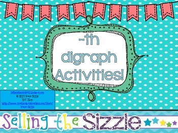 -th Digraph Activities!