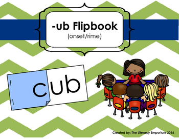 -ub Family Flipbook