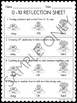 0 - 10 Math Worksheets for Kinder (seahorse themed)