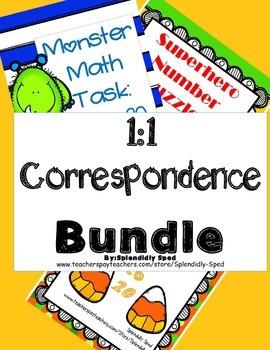 1:1 Correspondence Bundle