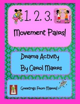 1, 2, 3, Movement Pairs