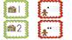 1-20 Ten Frame matching (Gingerbread man themed)