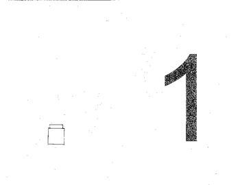 1-30 with Unifix Cubes