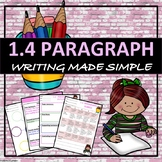 "1.4 Paragraph ""Writing Made Simple"""