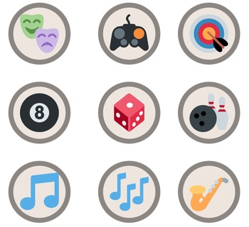 1,653 Silver Emoji Badges