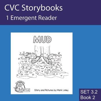 1 Emergent Reader - Set 3_2_2 - MUD