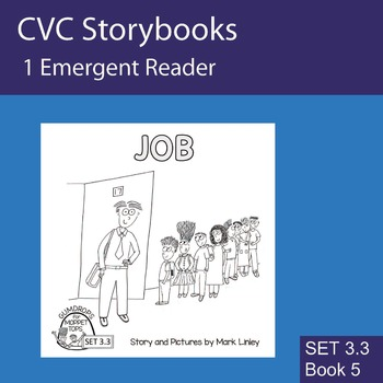 1 Emergent Reader - Set 3_3_5 - JOB