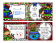 1.NBT.3 Christmas Seat Scoot Class Activity- Comparing Numbers
