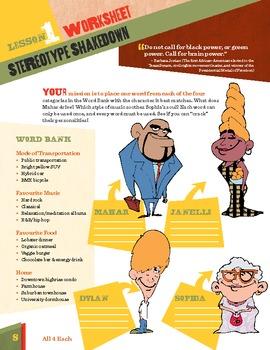 1 - Stereotype Shakedown
