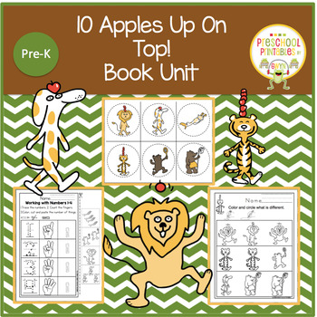 10 Apples Up On Top!