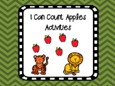 I Can Count Apples!