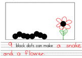 What can you make with 10 Black Dots? A SmartNotebok File