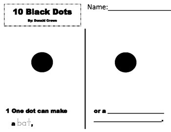 10 Black Dots by Donald Crews