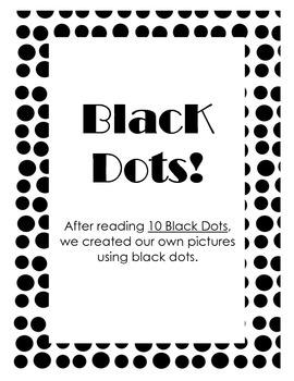 10 Black Dots class book