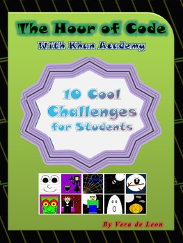 10 COOL Halloween Activities for Students *Hour of Code wi
