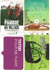 10 Cartes Postales Publicitaires set 1b - Door decoration
