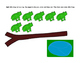 10 Little Frogs Interactive Subtraction Book Early Learner