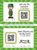 QR Codes:  10 St. Patrick's Day Read Alongs