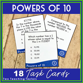 Powers of 10: Is it 10 Times or 1/10?
