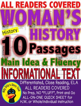 Susan B. Anthony: 10 Women's History Month Biographies 5 L