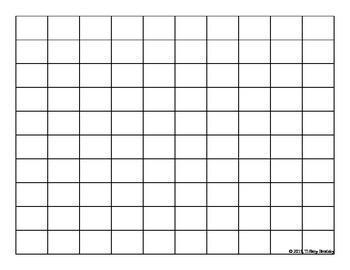 10 by 10 Grid