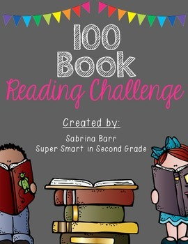 Ready, Set, READ! - 100 Book Reading Challenge