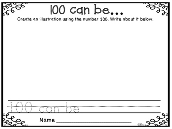 100 Can Be...