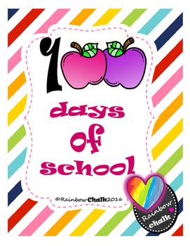 100 Day of School!