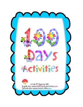 100 Days Actvities- English