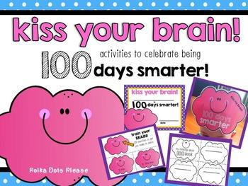100 Days Smarter! Activities to Celebrate!