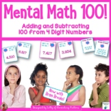Mental Math: Adding and Subtracting 100