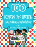 100 Days of Fun! Learning Activities